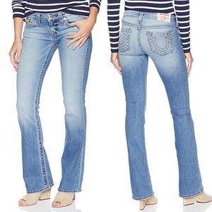 🛍2 for $25🛍 True Religion Frayed Hem Jeans